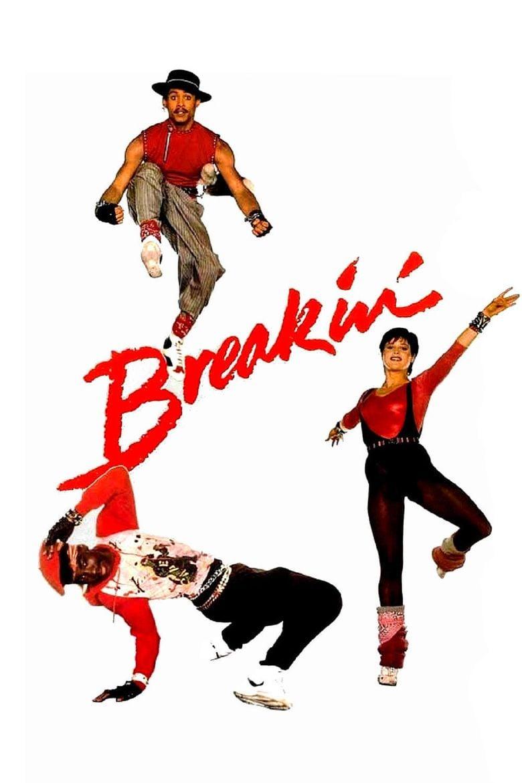 Breakin movie poster