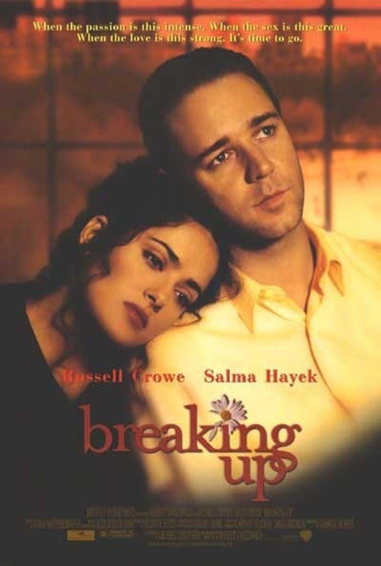 Breaking Up (film) movie poster