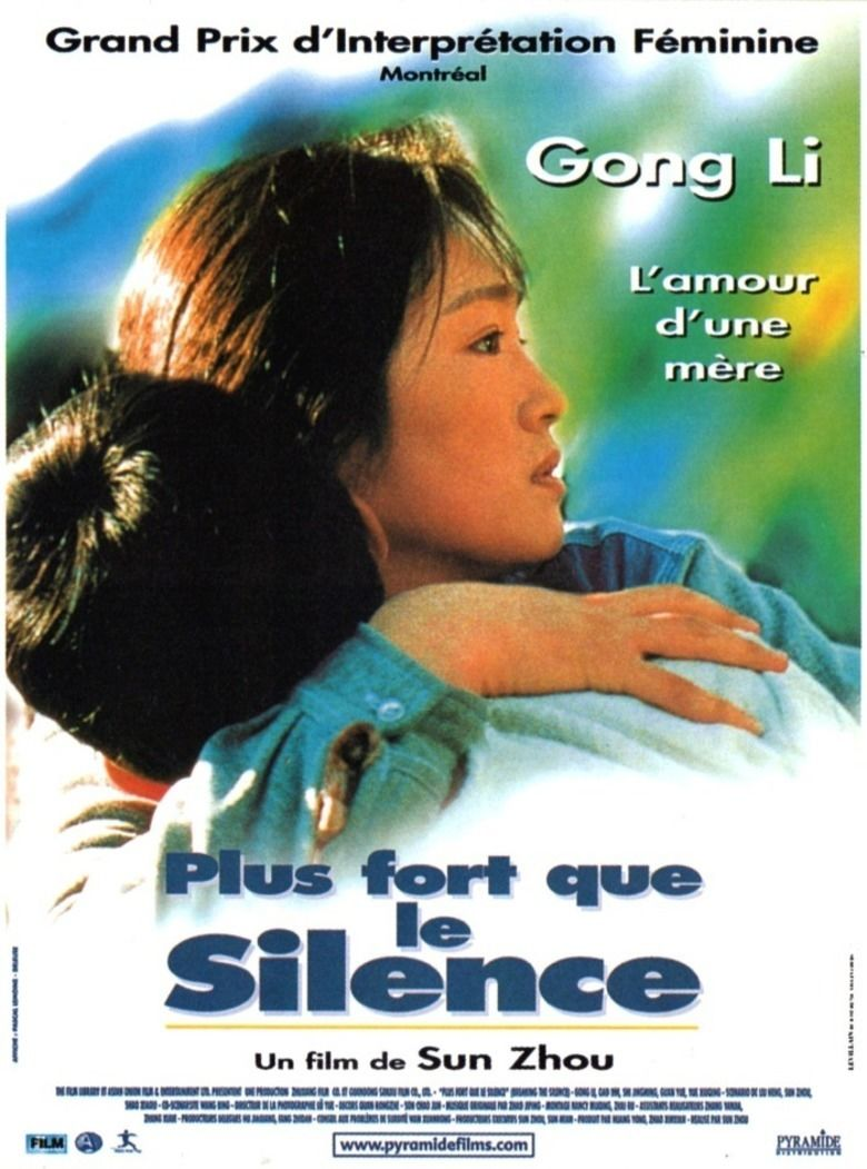 Breaking the Silence (film) movie poster