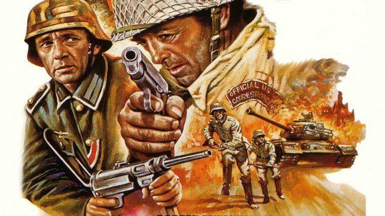 Breakthrough (1979 film) movie scenes