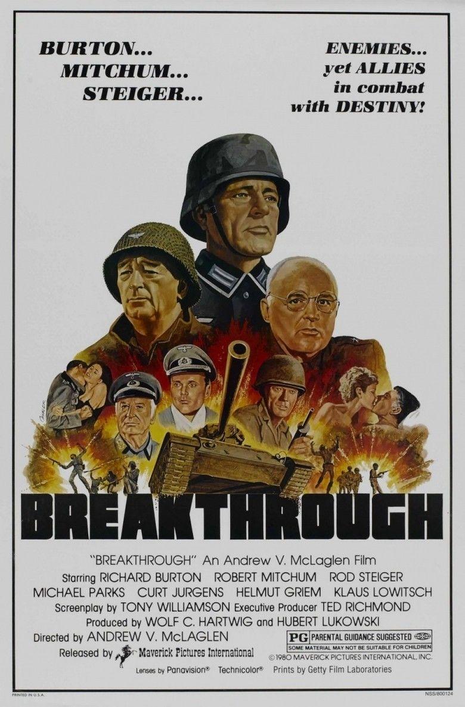 Breakthrough (1979 film) movie poster
