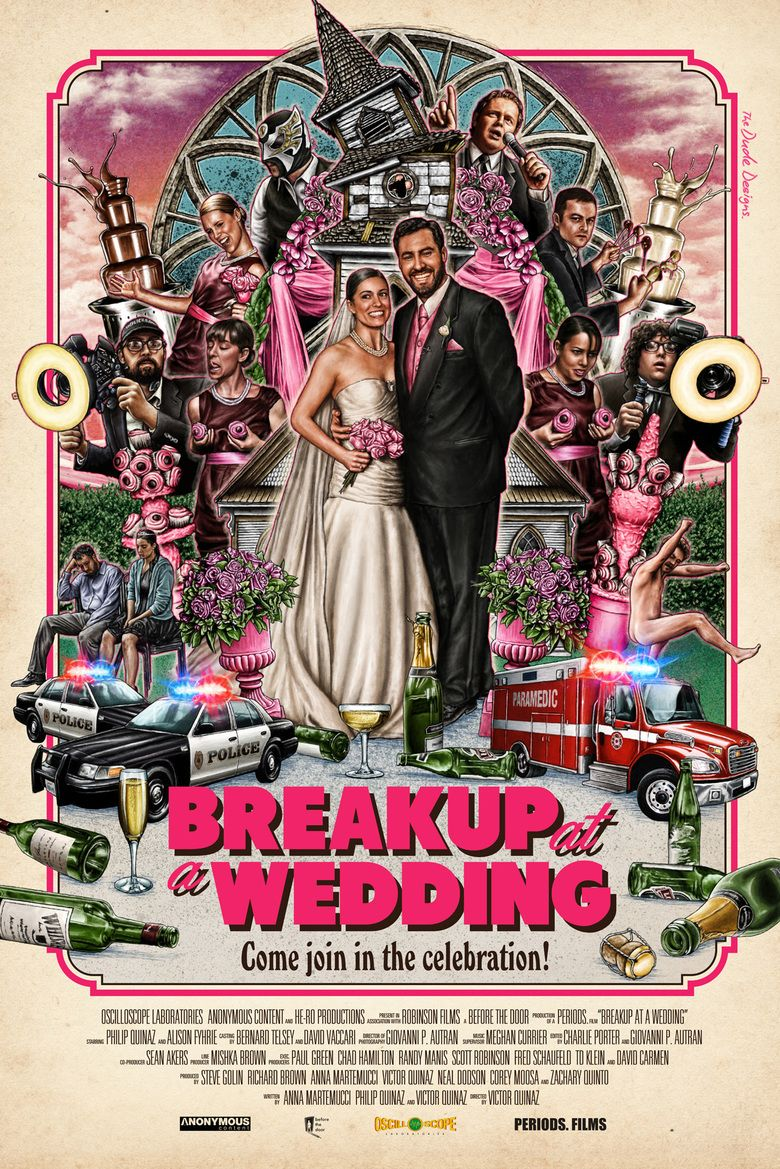 Breakup at a Wedding movie poster
