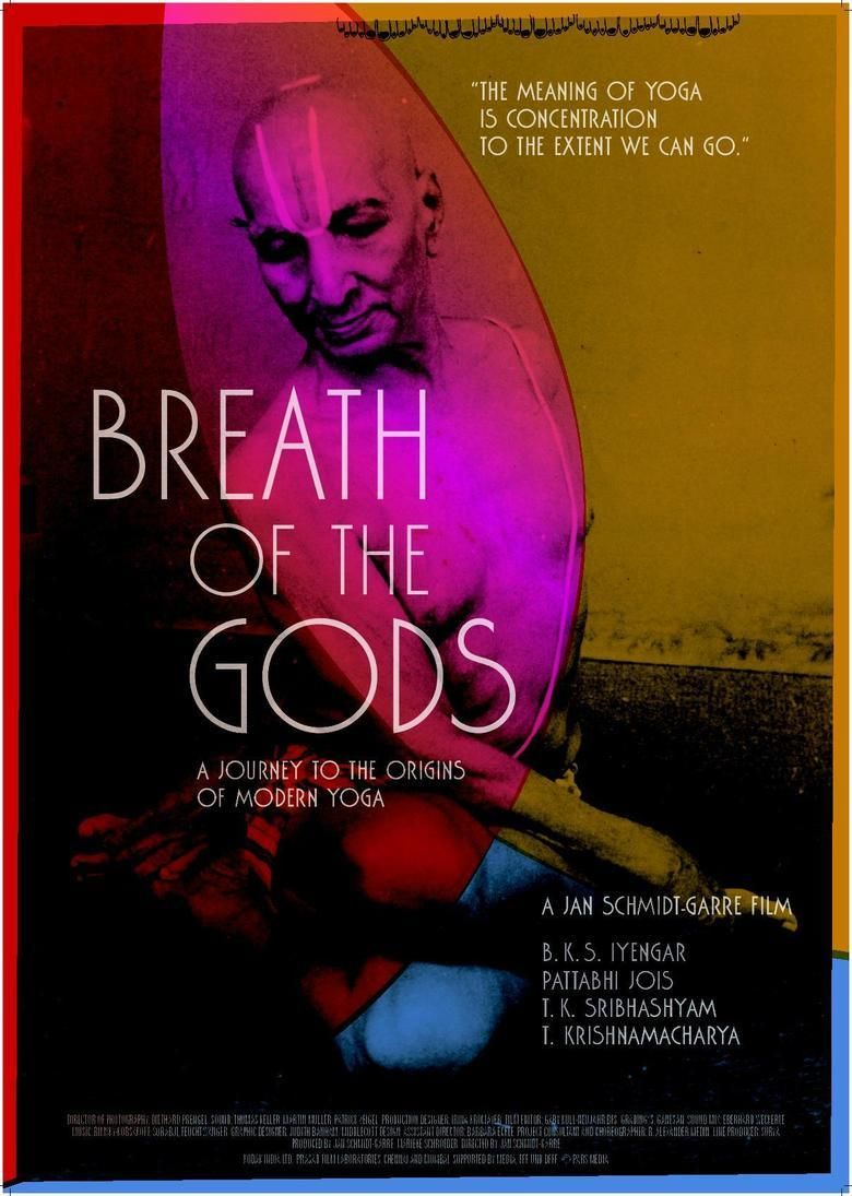 Breath of the Gods movie poster