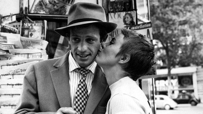 Breathless (1960 film) movie scenes
