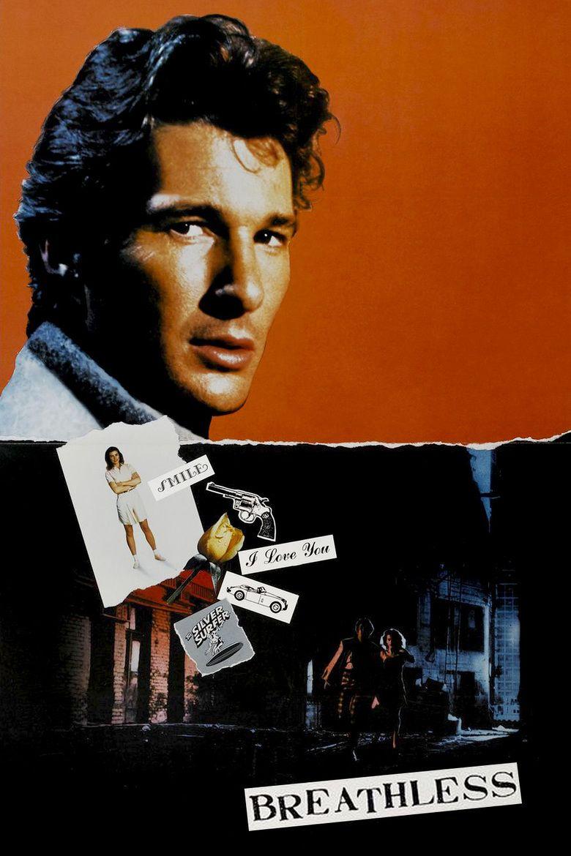 Breathless (1983 film) movie poster
