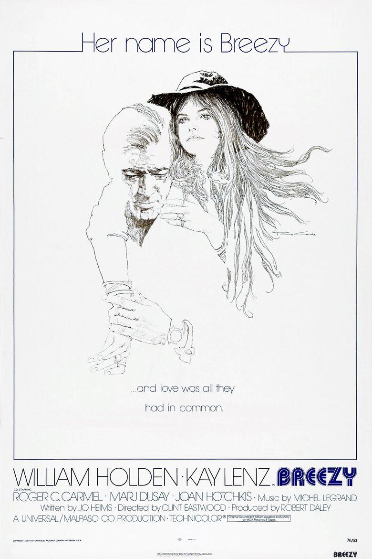 Breezy movie poster
