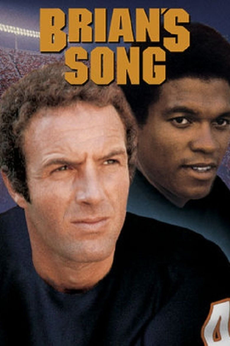 Brians Song movie poster