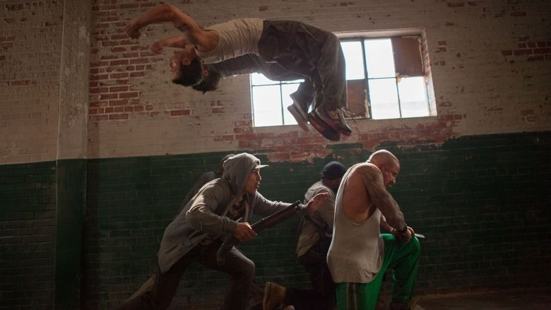 Brick Mansions movie scenes