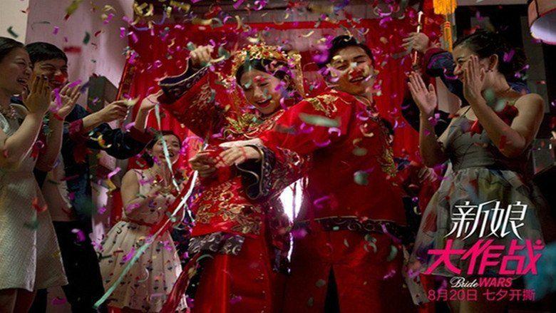 Bride Wars (2015 film) movie scenes