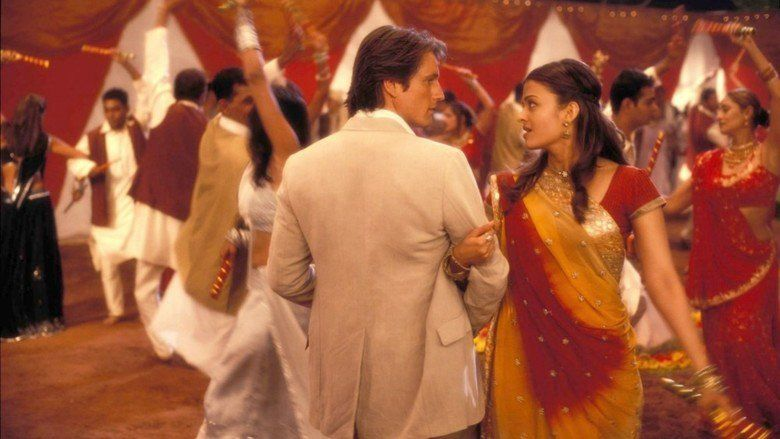 Bride and Prejudice movie scenes