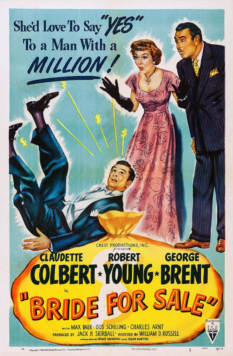 Bride for Sale movie poster