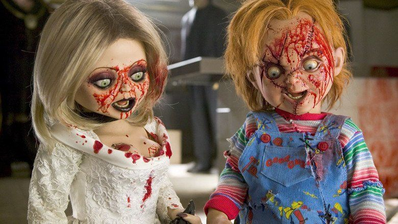 Bride of Chucky movie scenes