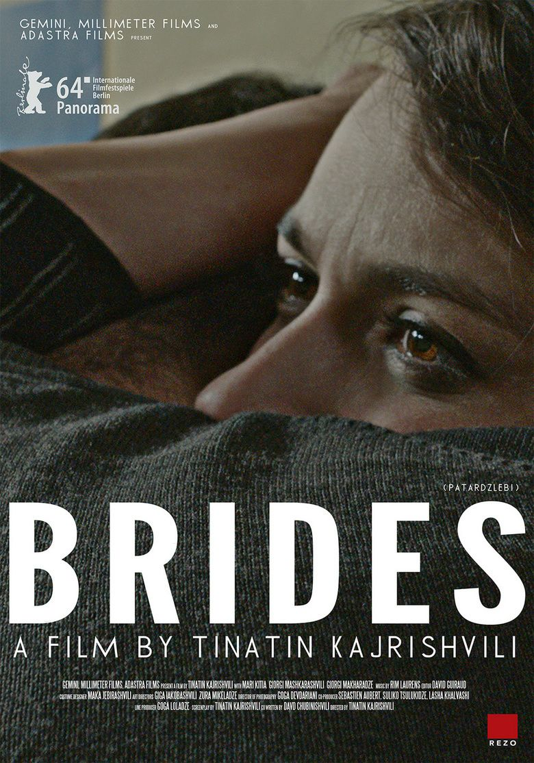 Brides (2014 film) movie poster