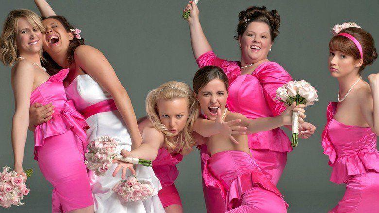 Bridesmaids (2011 film) movie scenes
