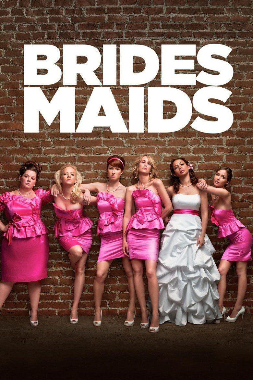 Bridesmaids (2011 film) movie poster