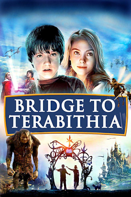 Bridge to Terabithia (2007 film) movie poster