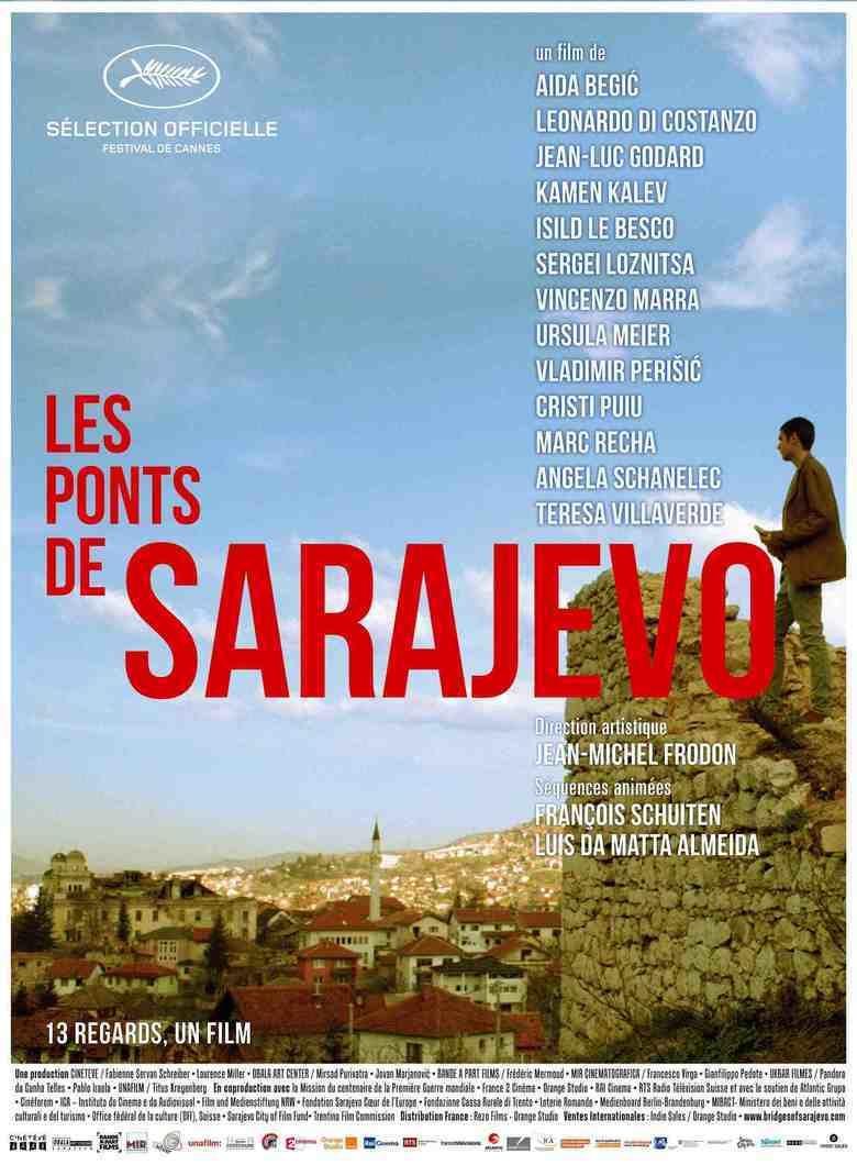 Bridges of Sarajevo movie poster