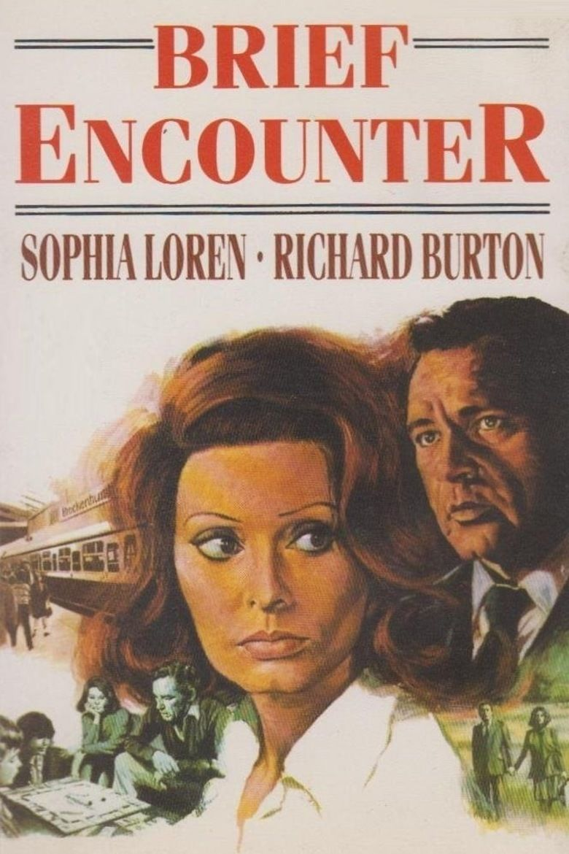 Brief Encounter (1974 film) movie poster