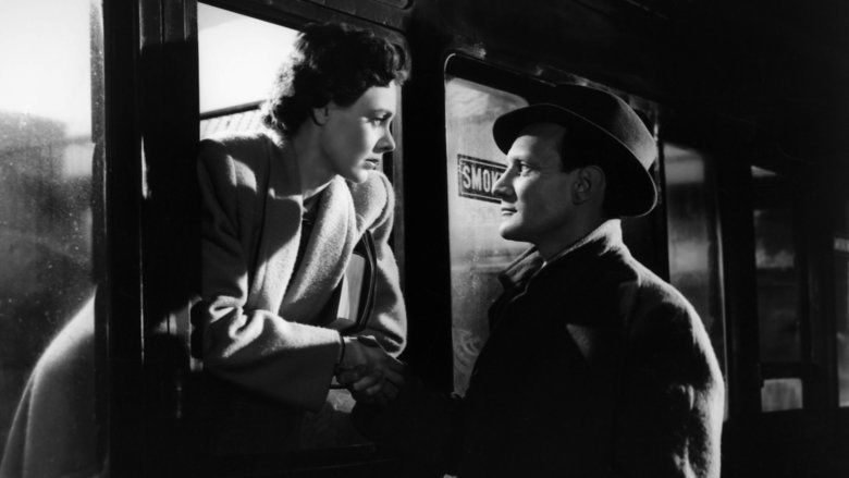 Brief Encounter movie scenes
