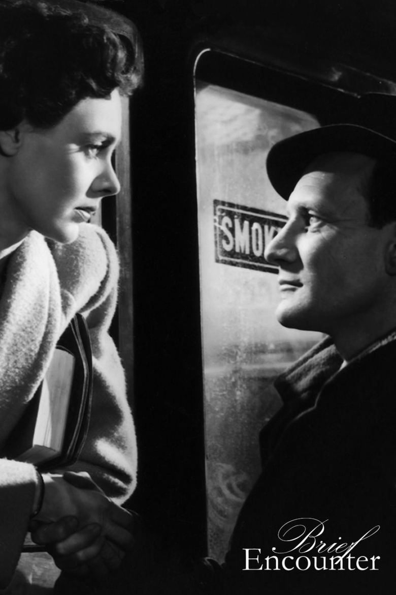 Brief Encounter movie poster