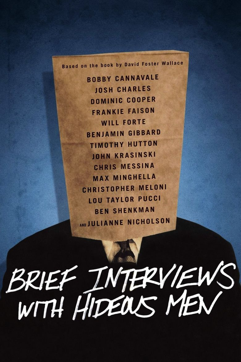 Brief Interviews with Hideous Men (film) movie poster