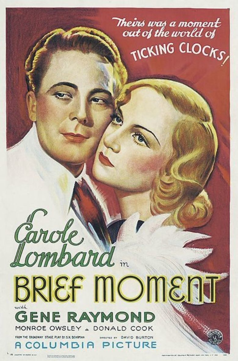 Brief Moment movie poster