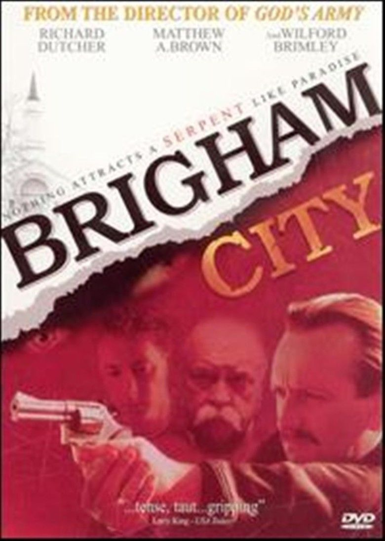 Brigham City (film) movie poster