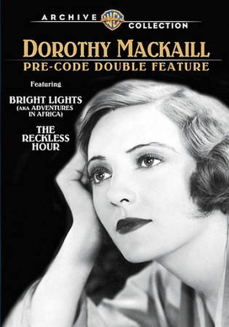 Bright Lights (1930 film) movie poster