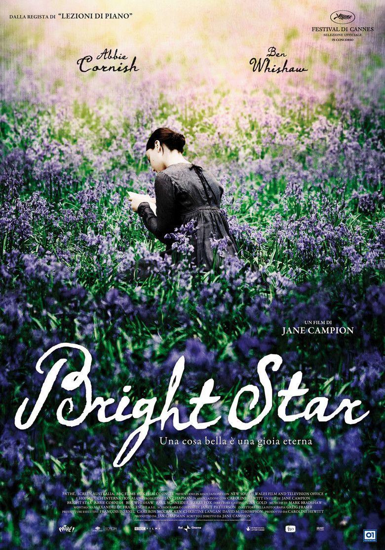 Bright Star (film) movie poster