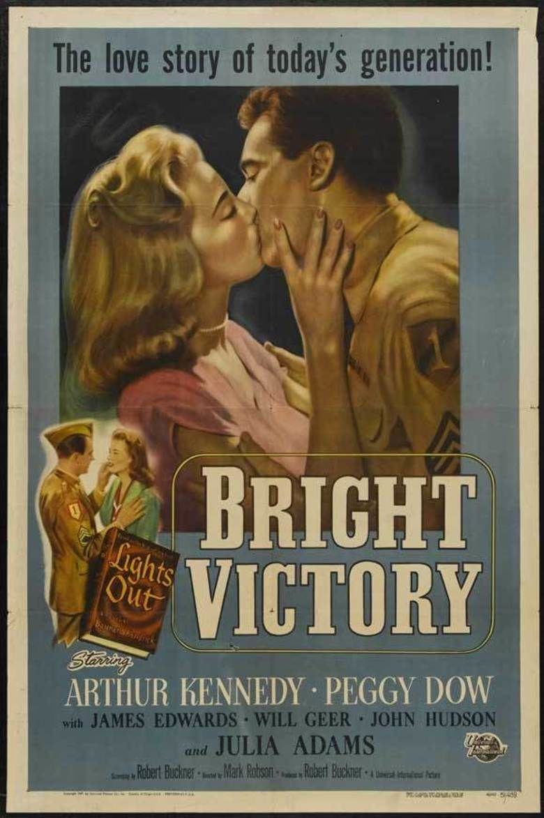 Bright Victory movie poster