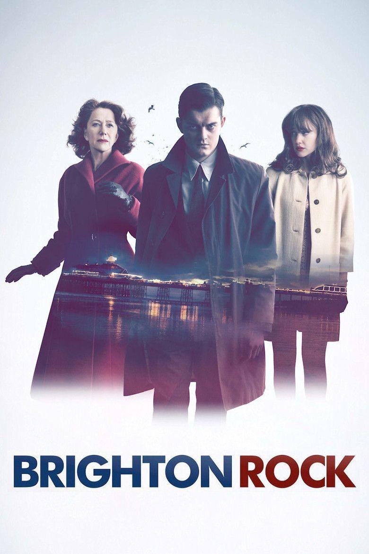 Brighton Rock (2010 film) movie poster