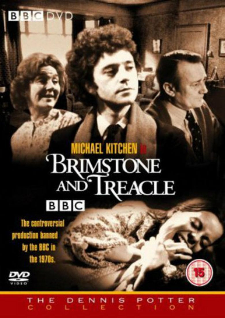 Brimstone and Treacle movie poster