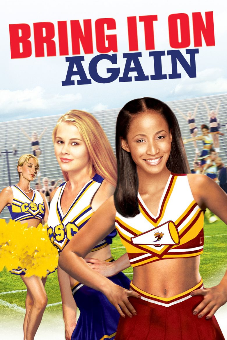 Bring It On Again movie poster