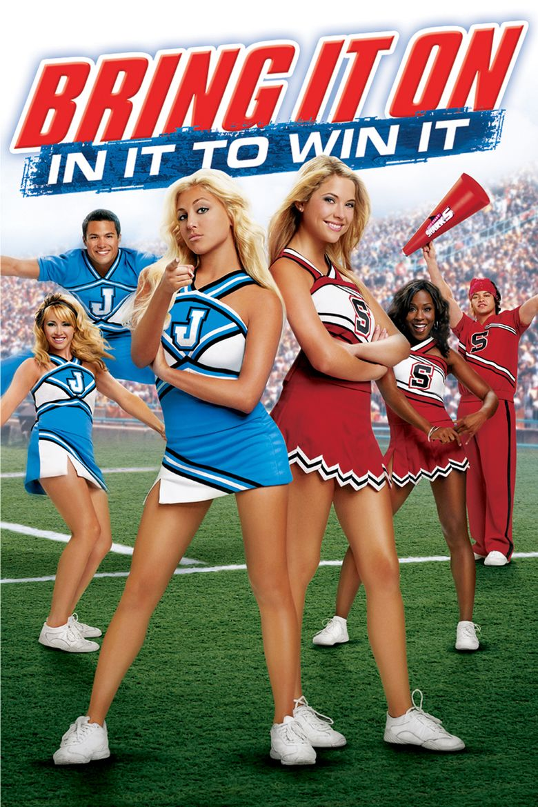 Bring It On: In It to Win It movie poster