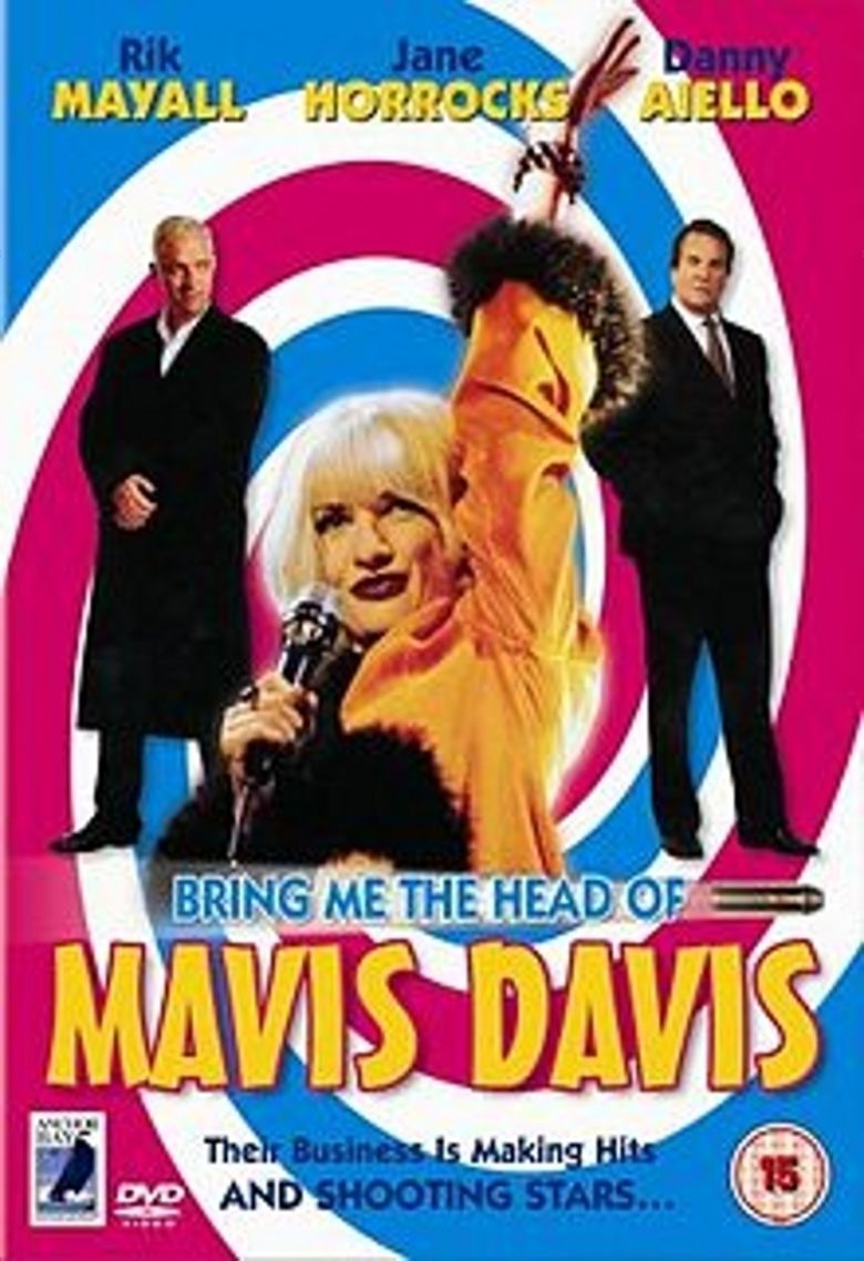 Bring Me the Head of Mavis Davis movie poster