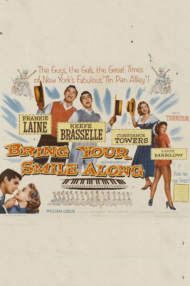 Bring Your Smile Along movie poster