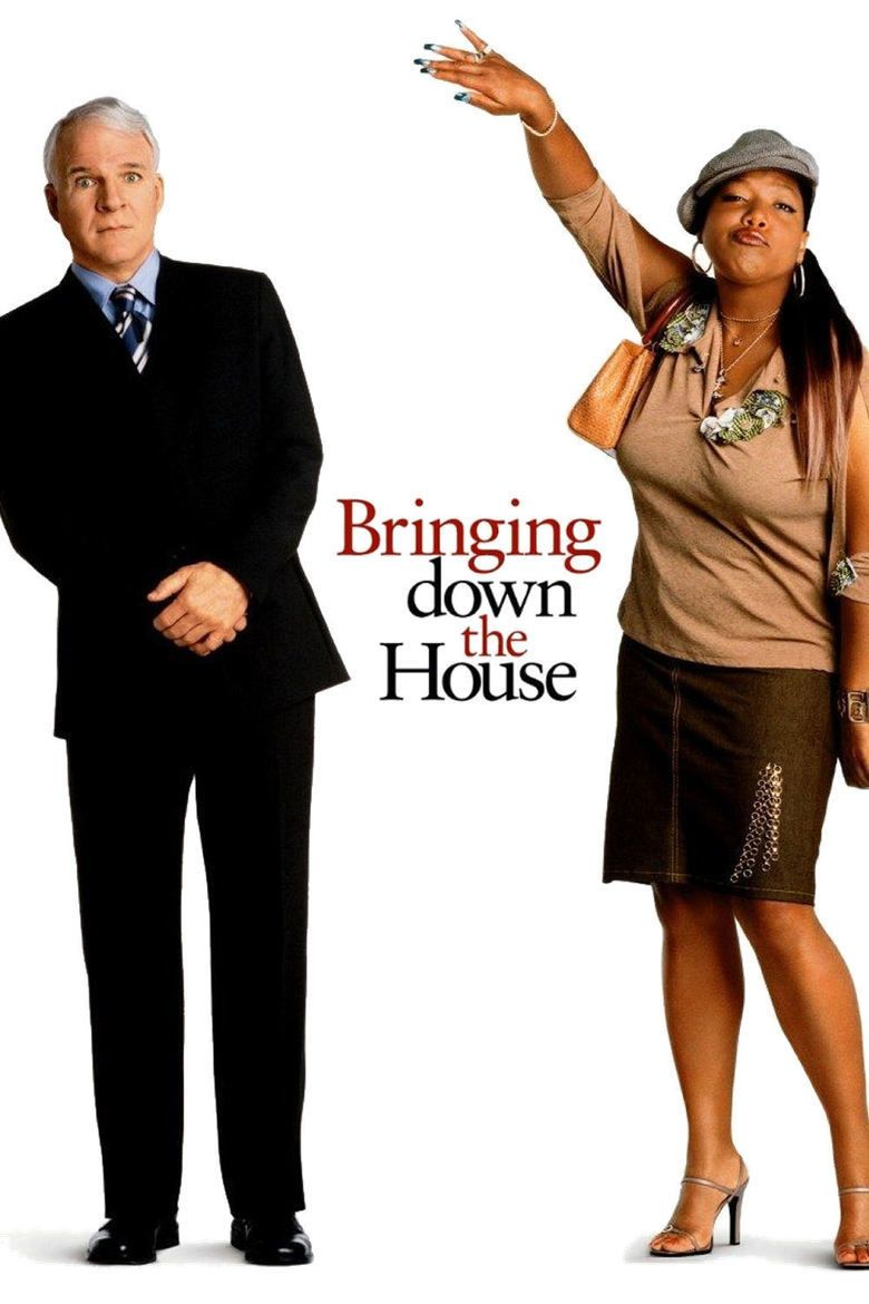 Bringing Down the House (film) movie poster