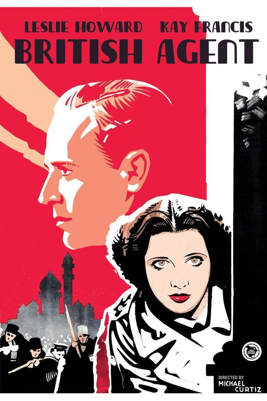 British Agent movie poster