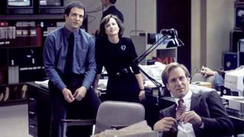 Broadcast News (film) movie scenes
