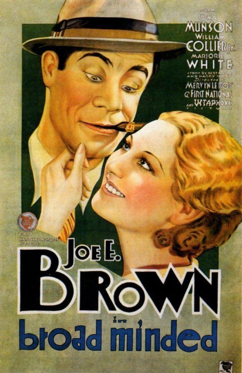 Broadminded (film) movie poster