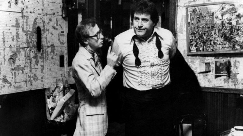 Broadway Danny Rose movie scenes