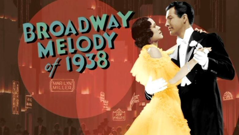 Broadway Melody of 1938 movie scenes