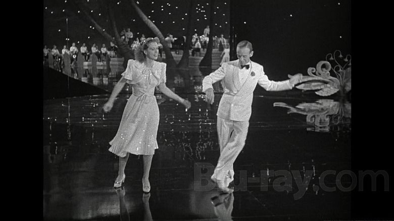 Broadway Melody of 1940 movie scenes