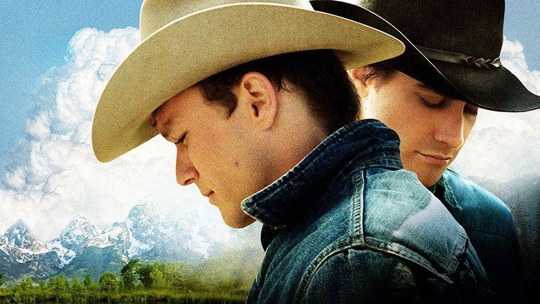Brokeback Mountain movie scenes