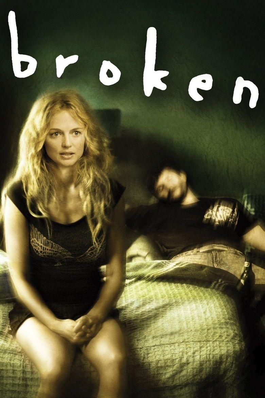Broken (2006 film) movie poster