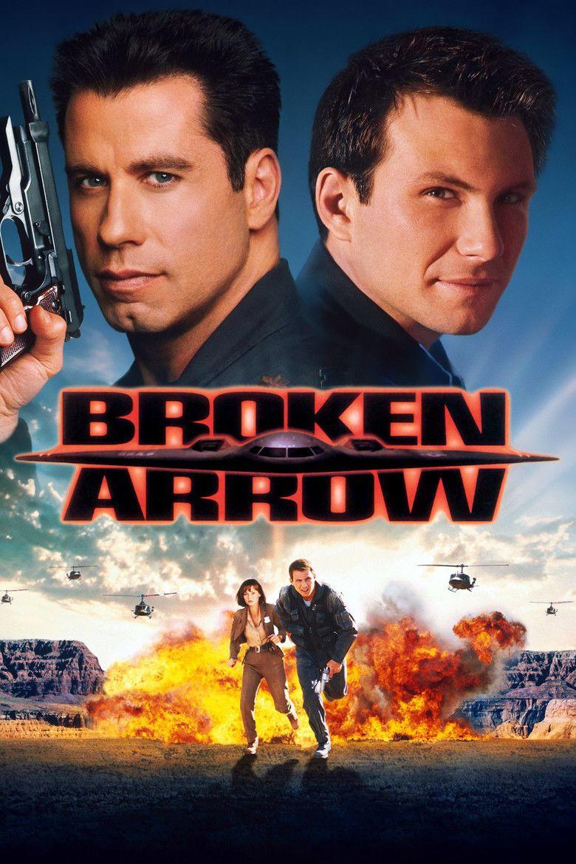 Broken Arrow (1996 film) movie poster