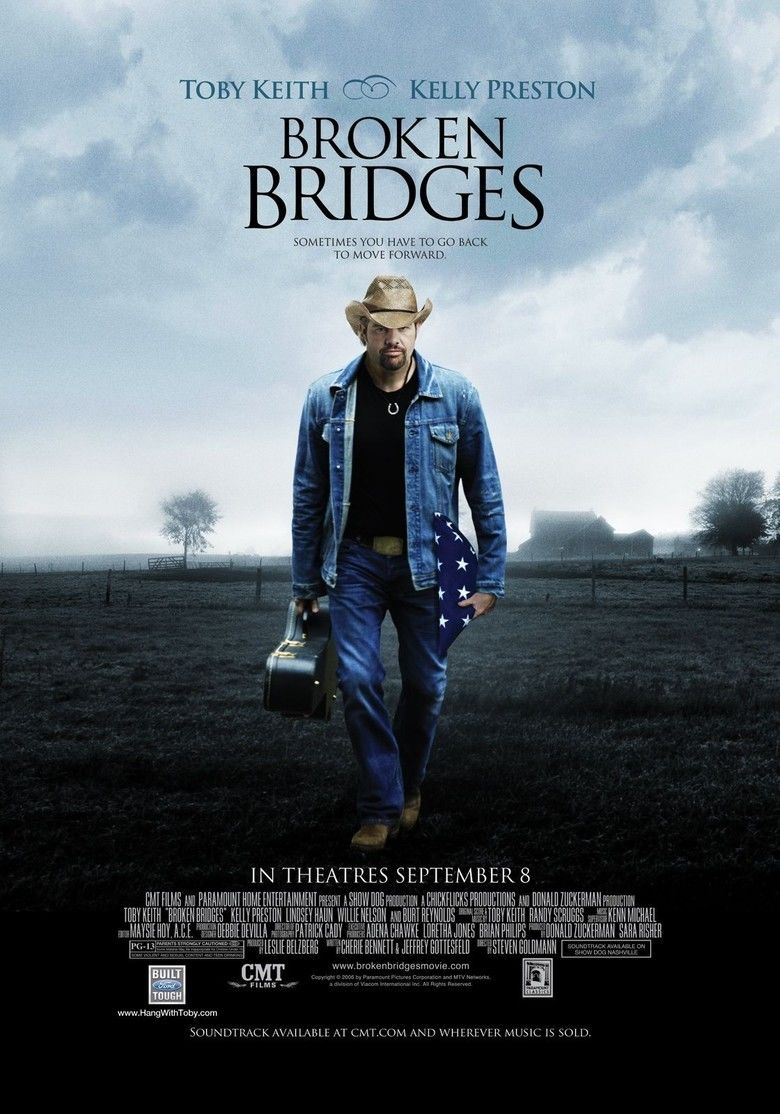Broken Bridges movie poster