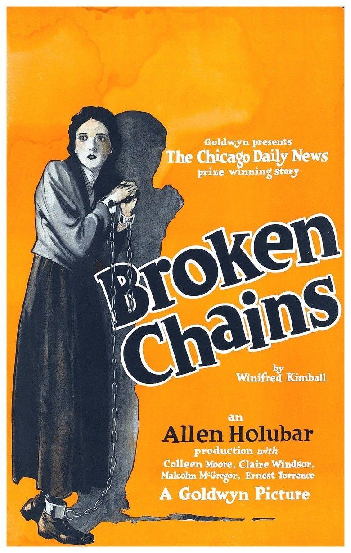 Broken Chains (film) movie poster