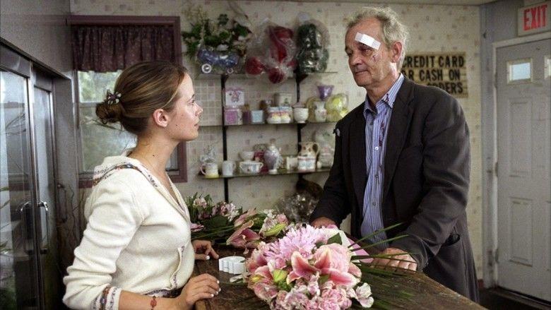 Broken Flowers movie scenes