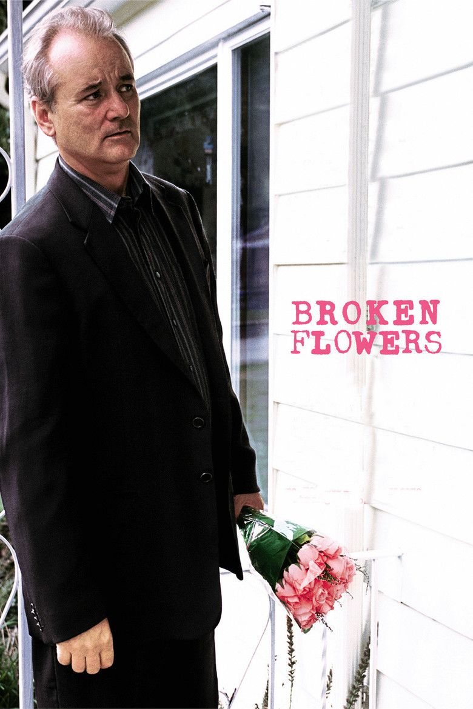 Broken Flowers movie poster